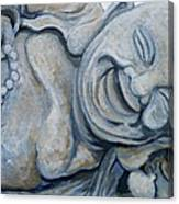 Buddha Bella Canvas Print