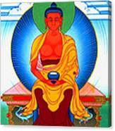 Buddha Of Infinite Light 39 Canvas Print