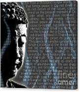 Buddha Quotes Canvas Print