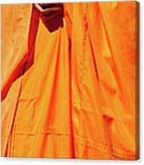 Buddhist Monk 02 Canvas Print