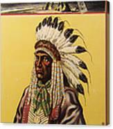 Buffalo Bills Wild West Canvas Print