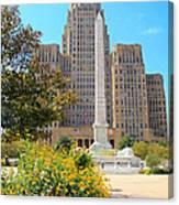 Buffalo City Hall Canvas Print