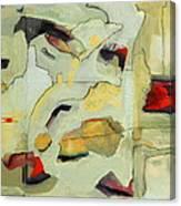 Buffer Zones Canvas Print