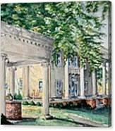 Buford House Canvas Print
