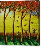Bugaw Canvas Print