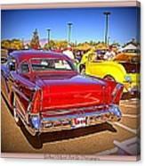 Buick Classic Canvas Print