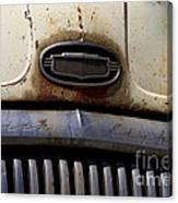 Buick Eight   #3829 Canvas Print