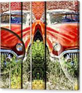 Buick Eight Eight Buick Canvas Print