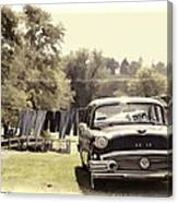 Buick For Sale Two Canvas Print