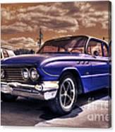 Buick Invicta  Canvas Print