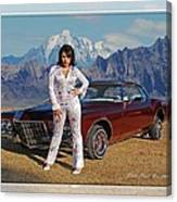 Buick Riviera Lowrider Canvas Print