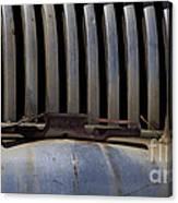 Buick Teeth   #3833 Canvas Print