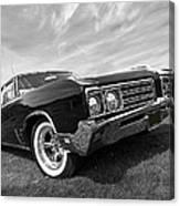 Buick Wildcat 1968 Canvas Print