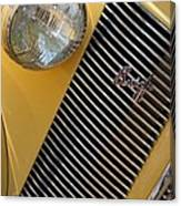 Buick8 Canvas Print