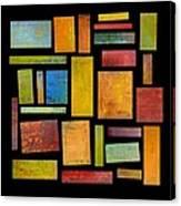 Building Blocks Four Canvas Print
