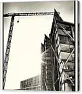Building London 1 Canvas Print