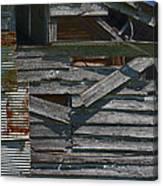 Building Materials Canvas Print