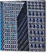 Buildings Downtown Pittsburgh Canvas Print