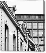 Buildings In Maastricht Canvas Print