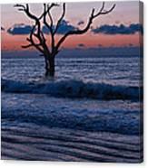 Bull Island Sunrise Canvas Print