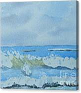 Bulli Beach Canvas Print
