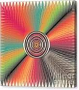 Bullseye 2 Canvas Print