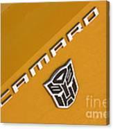 Bumble Bee Logo-7938 Canvas Print