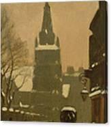 Bunhill Row Canvas Print