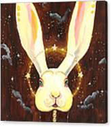 Bunny Yolo Canvas Print