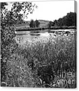 Burford Lake Canvas Print