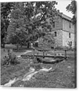 Burwell-morgan Mill Canvas Print