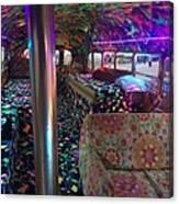 Bus Ride Canvas Print