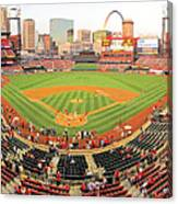 Busch Stadium Canvas Print