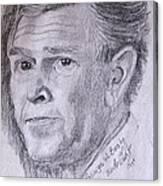 Bush Canvas Print