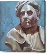 Bust Canvas Print
