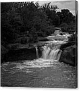 Butcher Falls Canvas Print