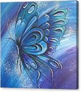 Butterfly 4 Canvas Print