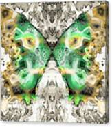 Butterfly Abstraction 6 Canvas Print