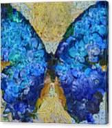 Butterfly Art - D11bb Canvas Print