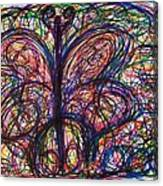 Butterfly Friends Canvas Print