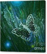 Butterfly Magic By Jrr Canvas Print