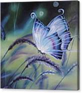 Butterfly Series #3 Canvas Print