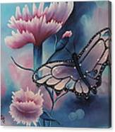 Butterfly Series 6 Canvas Print