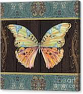 Butterfly Tapsetry-jp2197 Canvas Print