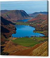 Buttermere View Canvas Print