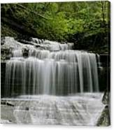 Buttermilk Falls Canvas Print