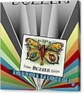 Buzzer Canvas Print