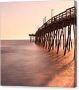 Avalon Fishing Pier Canvas Print