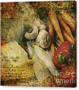 Bygone Moments Canvas Print