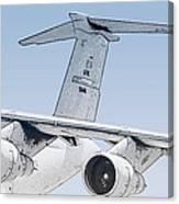 C-17 Globemaster Canvas Print
